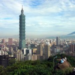 Image credit: en.wikipedia.org/wiki/File:Taipei_101_from_afar.jpg