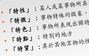 Dealing With Near Synonyms In Chinese As An Independent Learner