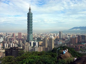 Image credit: en.wikipedia.org/wiki/File:Taipei_101_from_afar.jpg
