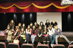 How I learnt Chinese, part 6: Graduate program in Taiwan