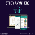 Skritter review: Study anywhere, sync online