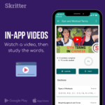 Skritter review: In-app educational Chinese videos